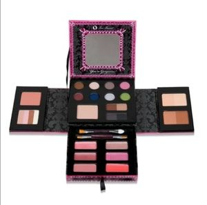 VINTAGE TOO FACED THE JEWELRY BOX DIAMOND EDITION